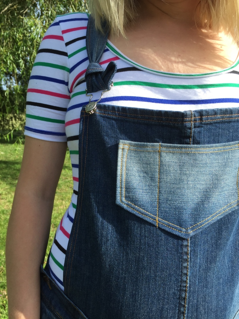 Jeans to Shortalls